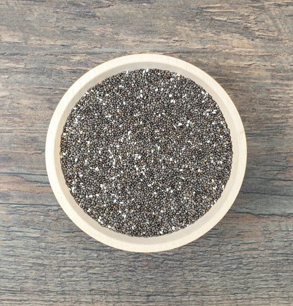 Abbildung: Chia-Samen