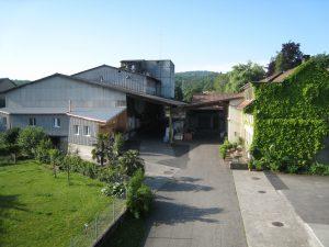 Bild Mühle Scherz AG Areal
