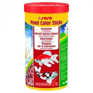 Abbildung: Dose Sera Farbfutter für Fische