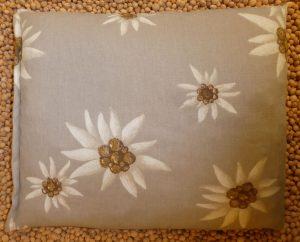 Edelweiss hell-beige gross