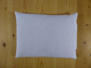 Kissen 30x40 cm mit Reissverschluss