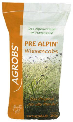 Abbildung: AGROBS PreAlpin Wiesencobs