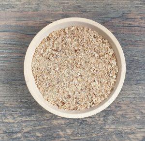 Abbildung: Mühli Reiskleie Mash ohne Zusätze