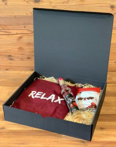 Geschenk Relax